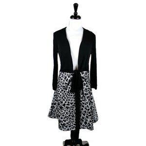 Diane Von Furstenberg Amelia Wrap Dress.